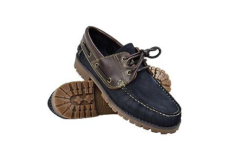 Zerimar Zapatos Hombre Náutico KwMyH