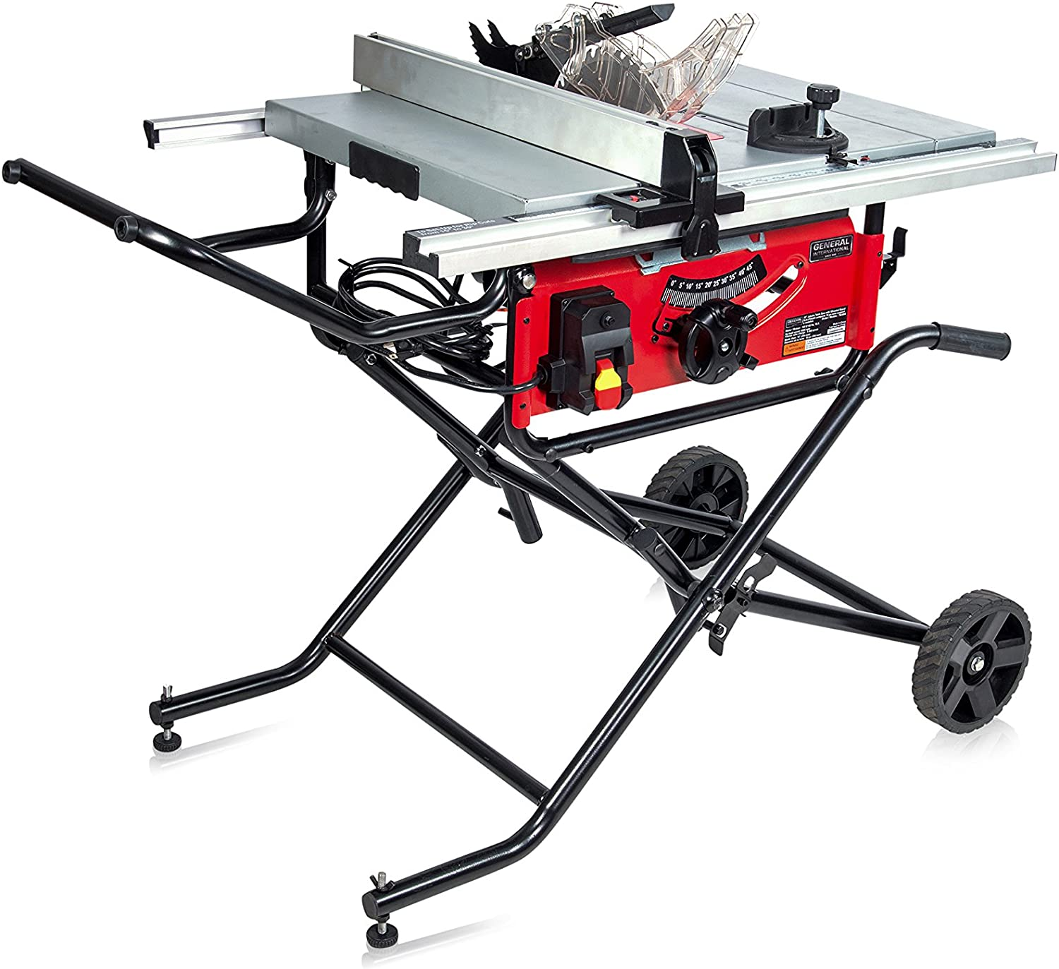 General International TS4004 Table Saws product image 18