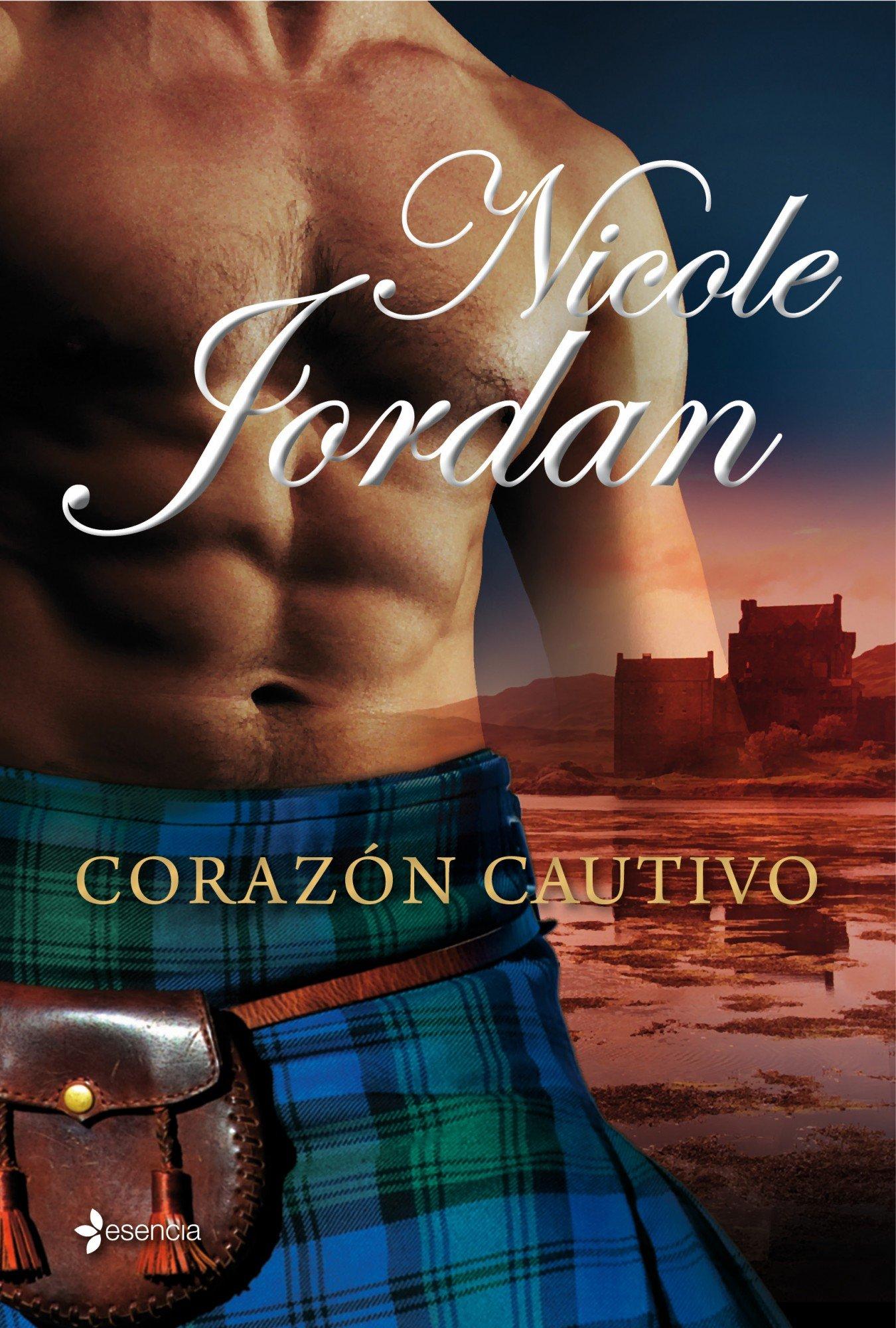 Corazón cautivo (Medieval / Highlander): Amazon.es: Nicole Jordan, Laura  Fernández Nogales: Libros