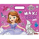 Princesse Sofia : Maxi colo avec des stickers