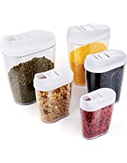 Cereal Containers Home Amp Kitchen Amazon Co Uk