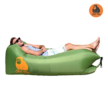 ChillMoe Aire sofá Air Lounger Asiento Saco Hinchable ...