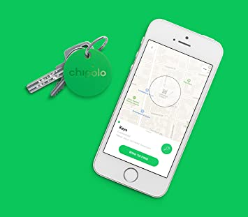 Chipolo Nueva Classic 2.0 Smart llavero Teléfono Bluetooth tracker, localizador, Buscador de Llaves, buscador de tipo cartera, Item Finder: Amazon.es: ...