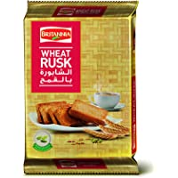 Britannia Wheat Rusk 335 gm
