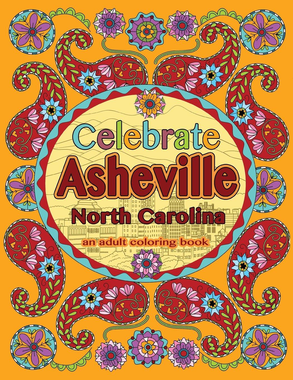 Celebrate Asheville North Carolina Beautiful product image
