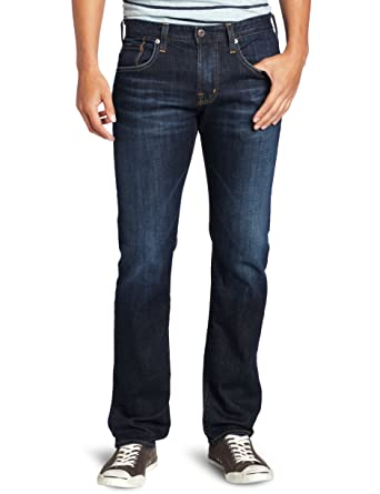 808ed6d0 AG Adriano Goldschmied Men's The Matchbox Slim-Straight Jean in Robinson at  Amazon Men's Clothing store: