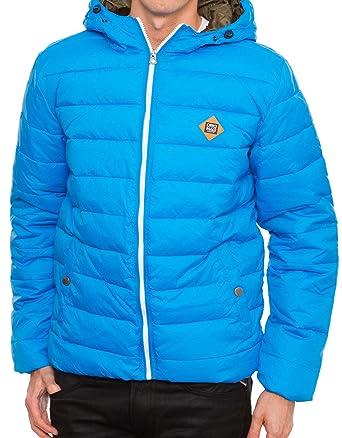 8bea70f0bfc2 Jack And Jones - Blousons et veste Jack And Jones case doudoune bleu -  Taille XL