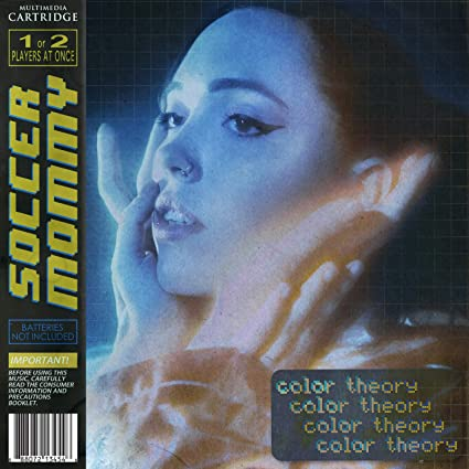 Buy Soccer Mommy - color theory New or Used via Amazon