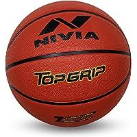 Nivia Top Grip Basketball, Size 7