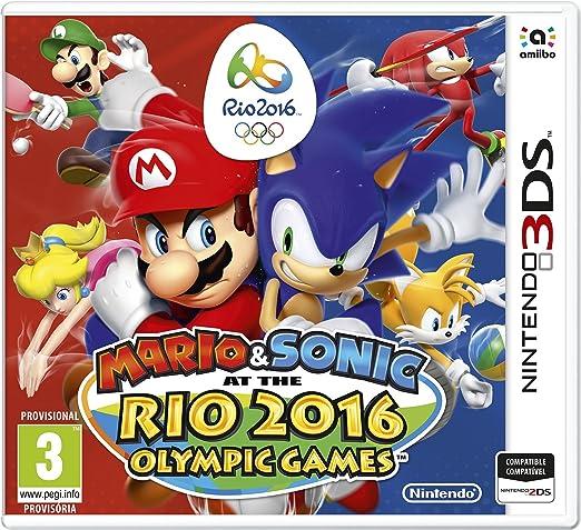 Mario & Sonic En Las Olimpiadas De Río 2016: Amazon.es: Videojuegos
