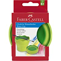 FABER-CASTELL 5292181570 Suluboya Suluğu, Yeşil Yeşil
