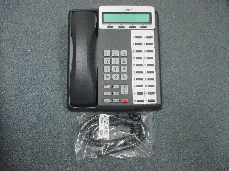 Amazon.com : Toshiba DKT3220-SD Display Telephone : Corded Telephones :  Electronics