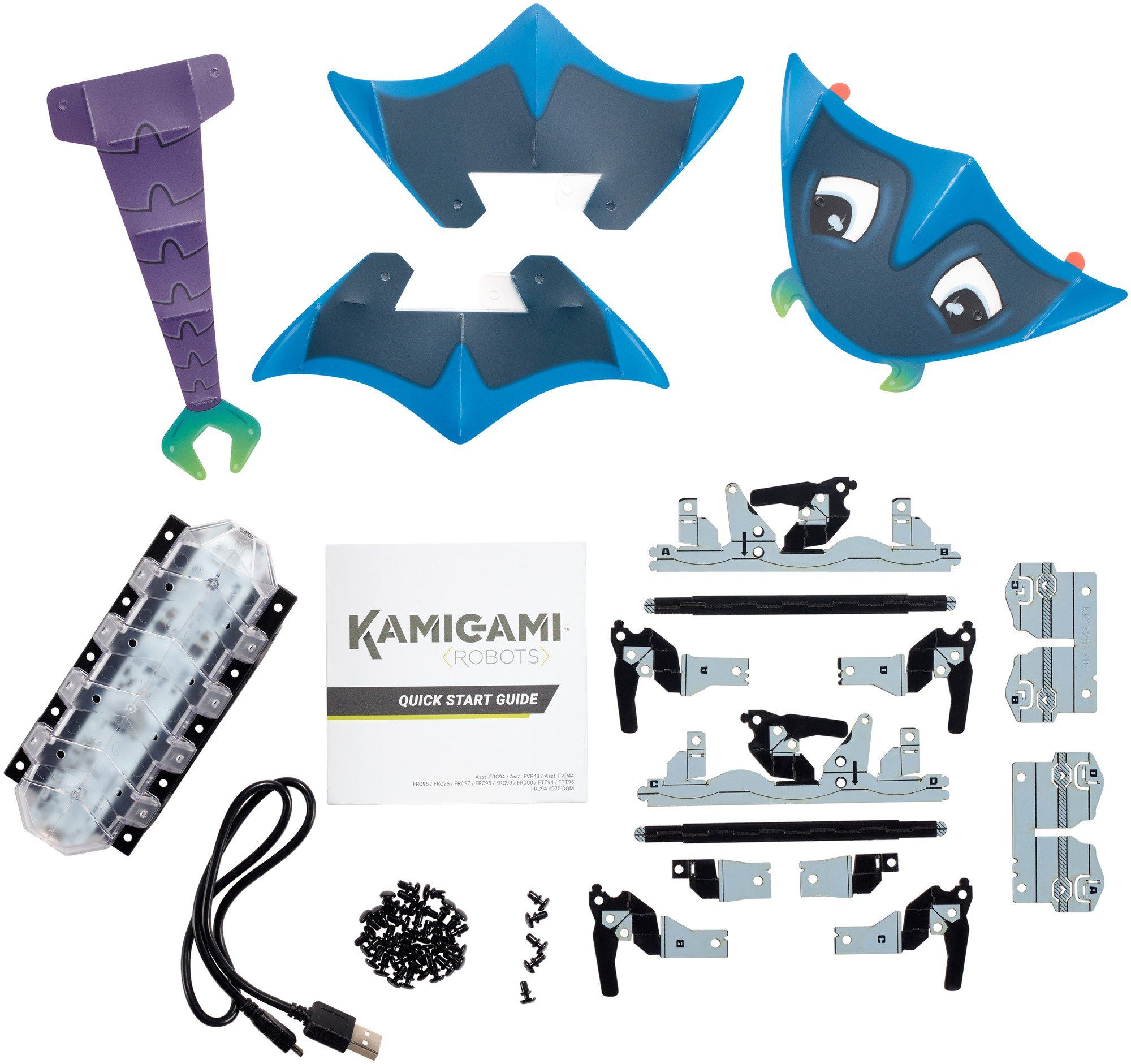 Kamigami Musubi Robot by Mattel (Image #3)