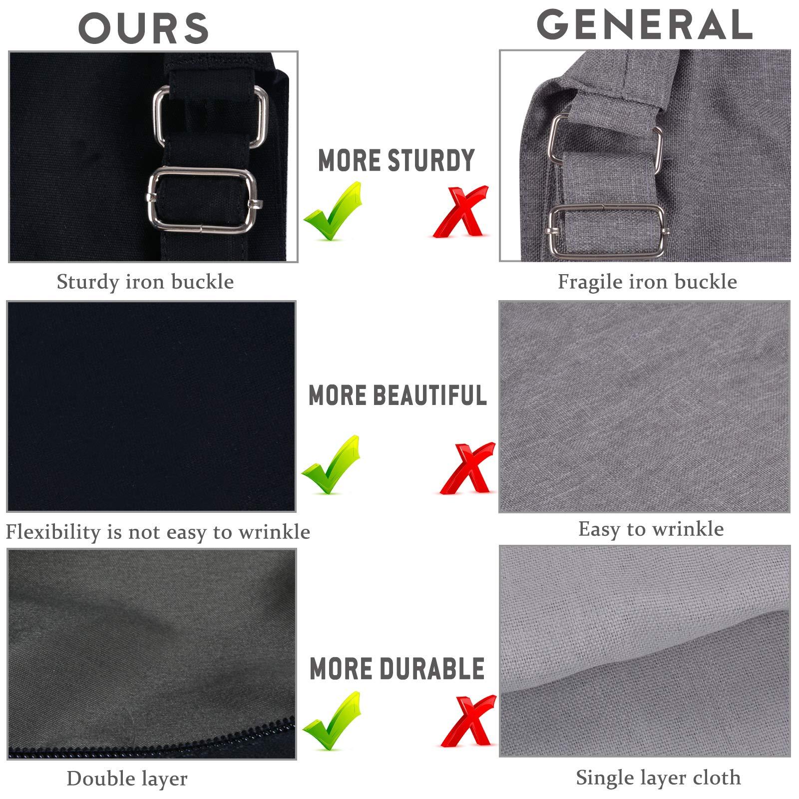 81440922b1e1 Fanspack Women's Canvas Hobo Handbags Simple Casual Top Handle Tote ...