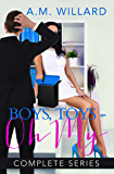 Boys, Toys - Oh My! - Complete Series