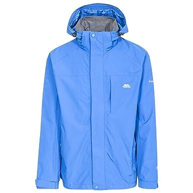 3825f57bd Trespass Mens Edwards II Waterproof Jacket: Amazon.co.uk: Clothing