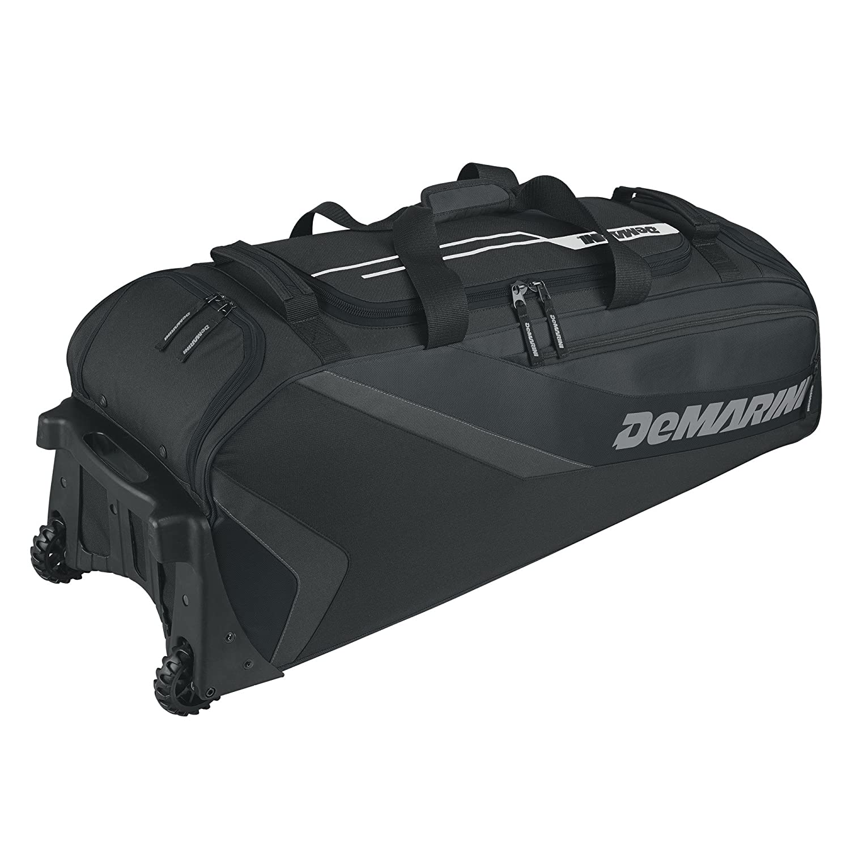 超熱 DeMarini Grind Wheeled Bag B01IOYON8I Bag Grind Wheeled ブラック ブラック, マイレピ P&Gストア:886947e7 --- urviinteriors.com