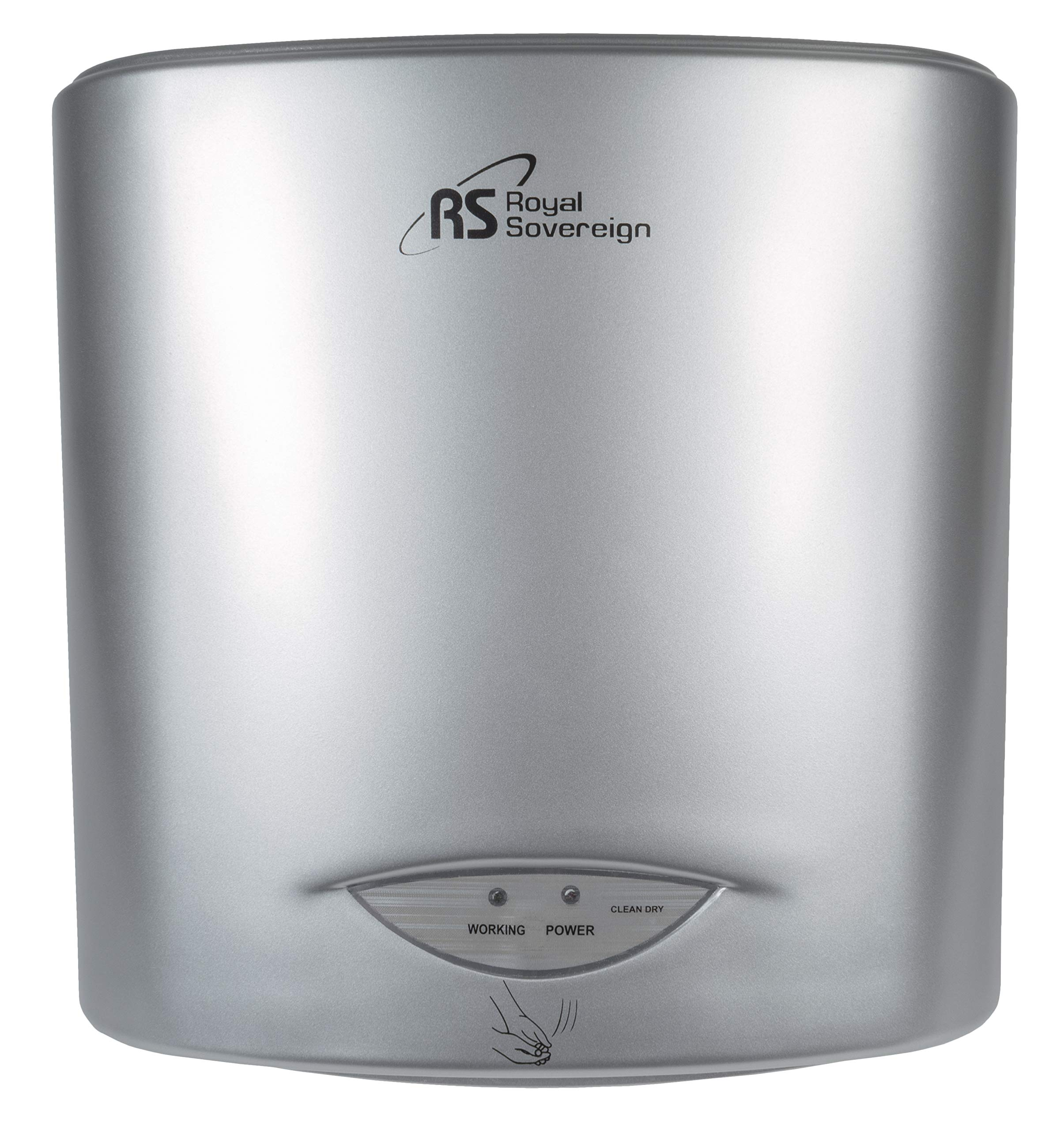 Royal Sovereign 1,200 Watt Touchless Automatic Hand Dryer (RTHD-421S) by Royal Sovereign