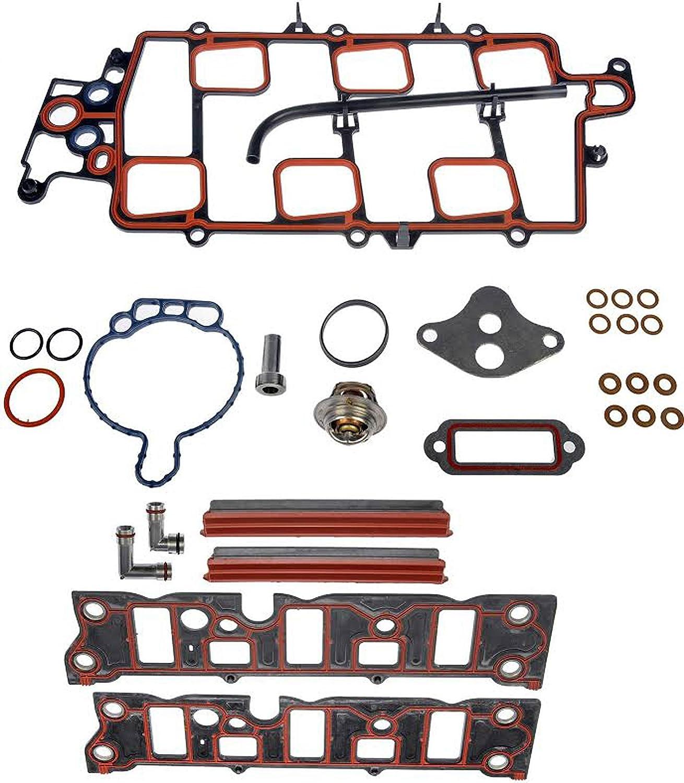 K Mahle MIS16203A Engine Intake Manifold Gasket Set-VIN