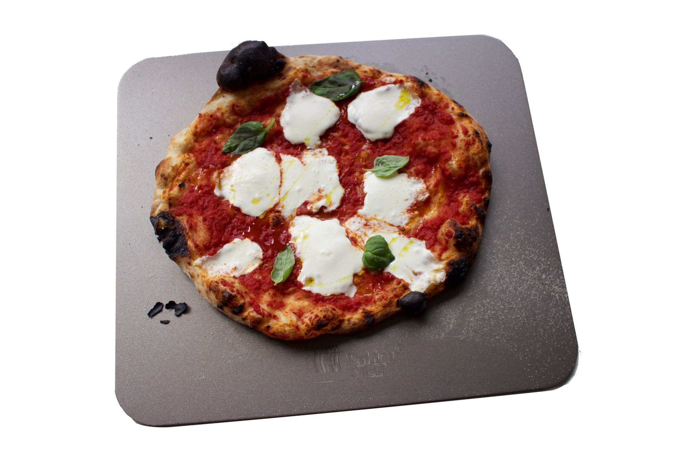 Baking Steel - The Original Ultra Conductive Pizza Stone (14''x16''x1/4'') by The Original Baking Steel