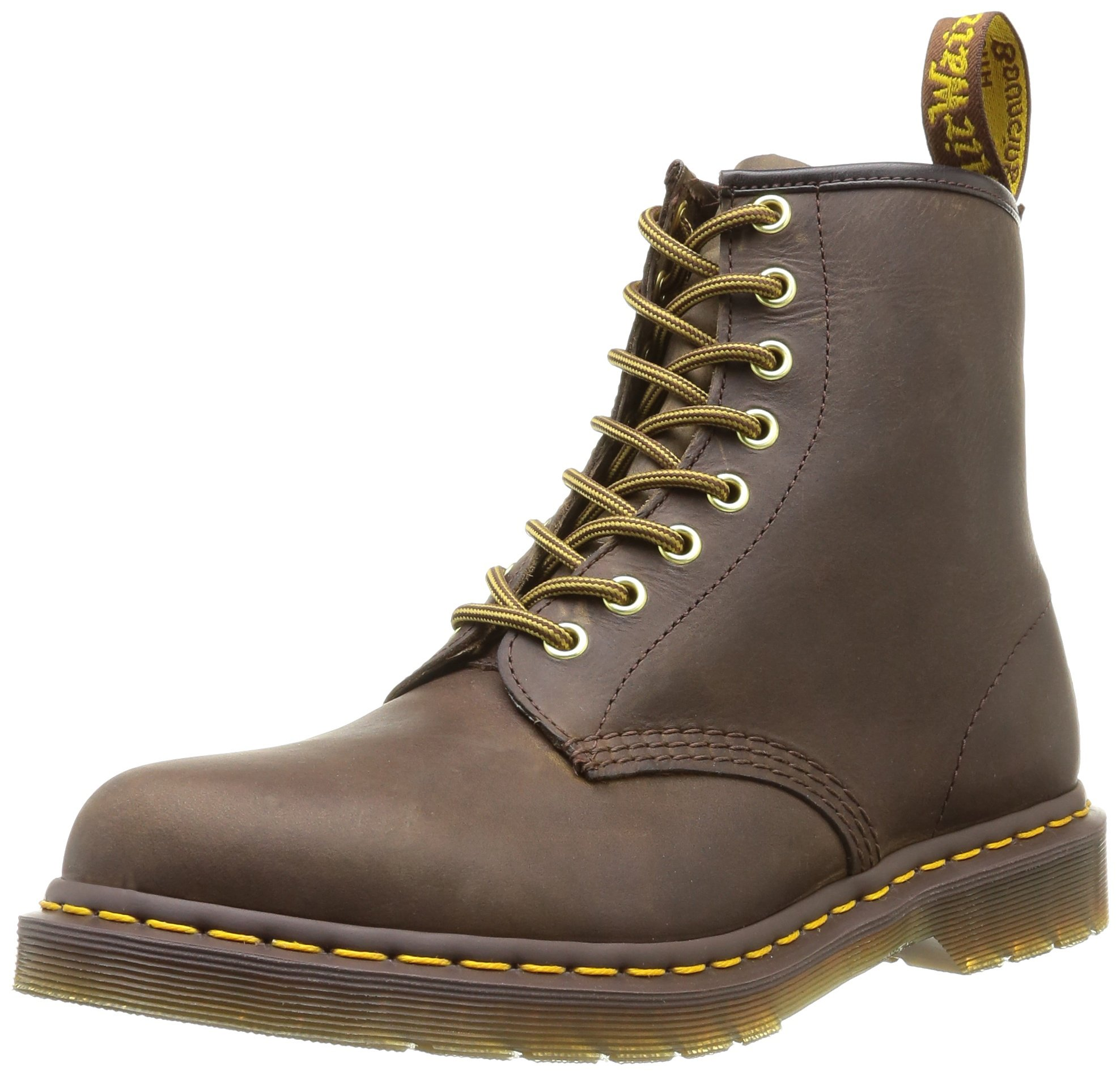 Dr. Martens Men's 1460 Re-Invented 8 Eye Lace Up Boot,Aztec Crazyhorse Leather,10 UK (11 M US Mens)