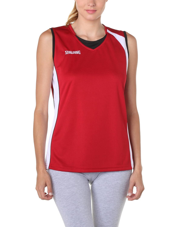 a1e8a907 Spalding - Camiseta de Baloncesto para Mujer: Amazon.es: Ropa y accesorios