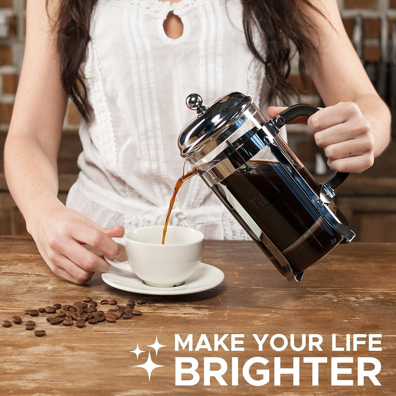 Tillvio French Coffee Press