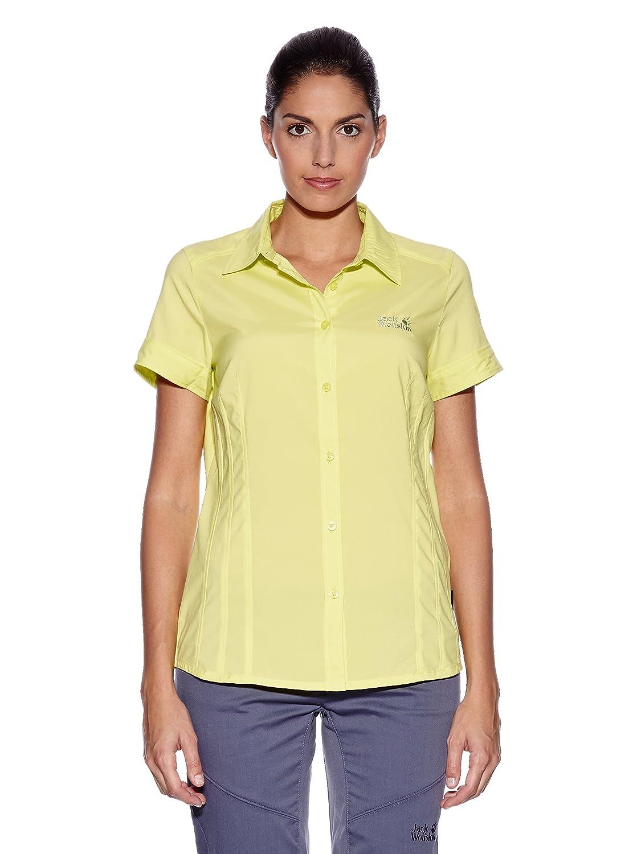 Jack Wolfskin Damen Bluse Track Shirt Women 1401031