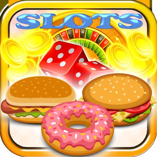 hamburger-donut-slots-free-casino-jackpot-2015-vegas-slot-machine-free-multiple-reels-payline-bonus-
