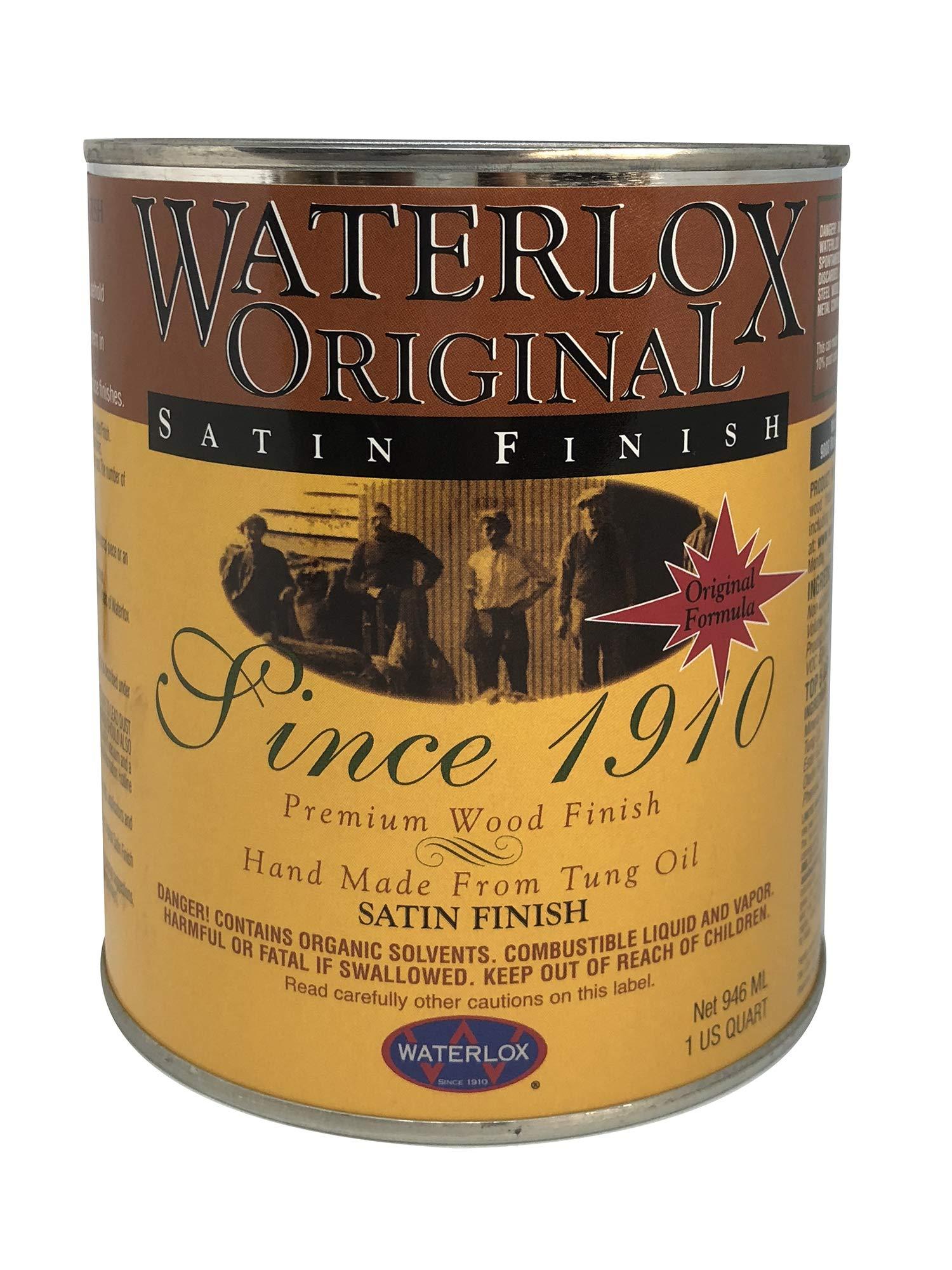 Amazon Com Waterlox Wood Surface Spray Cleaner Quart