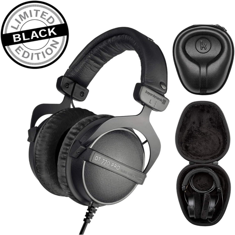 Amazon.com: beyerdynamic DT 770 PRO 16Ohm Over-Ear ...