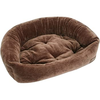 Amazon.com : Jax & Bones Sleeper Dog Bed, Choco, X-Large