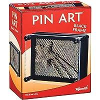 Toysmith Pin Art (Black Frame, 3.75-Inch x 5-Inch)