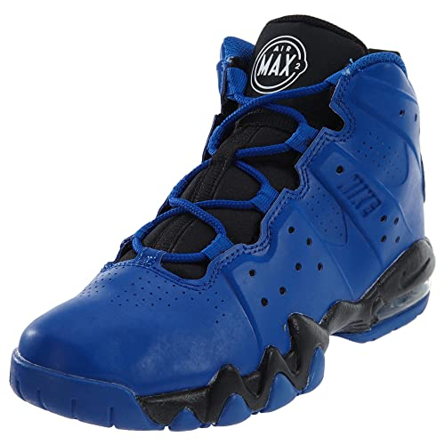 brand new c84a5 f4158 ... low gym red b60e0 04353  new zealand nike enfants air max barkley ps basketball  chaussure game royal white 26aa3 a7785