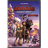 How to Train Your Dragon Homecoming (Bilingual)