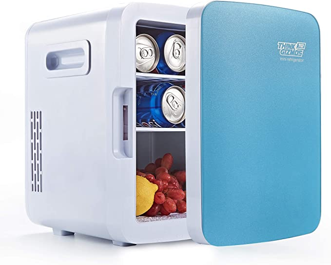 Car Refrigerator 626 Mini Fridger 6L Portable Small Fridger Electronic Refrigerator Cooler and Warmer Function Fast Cooling