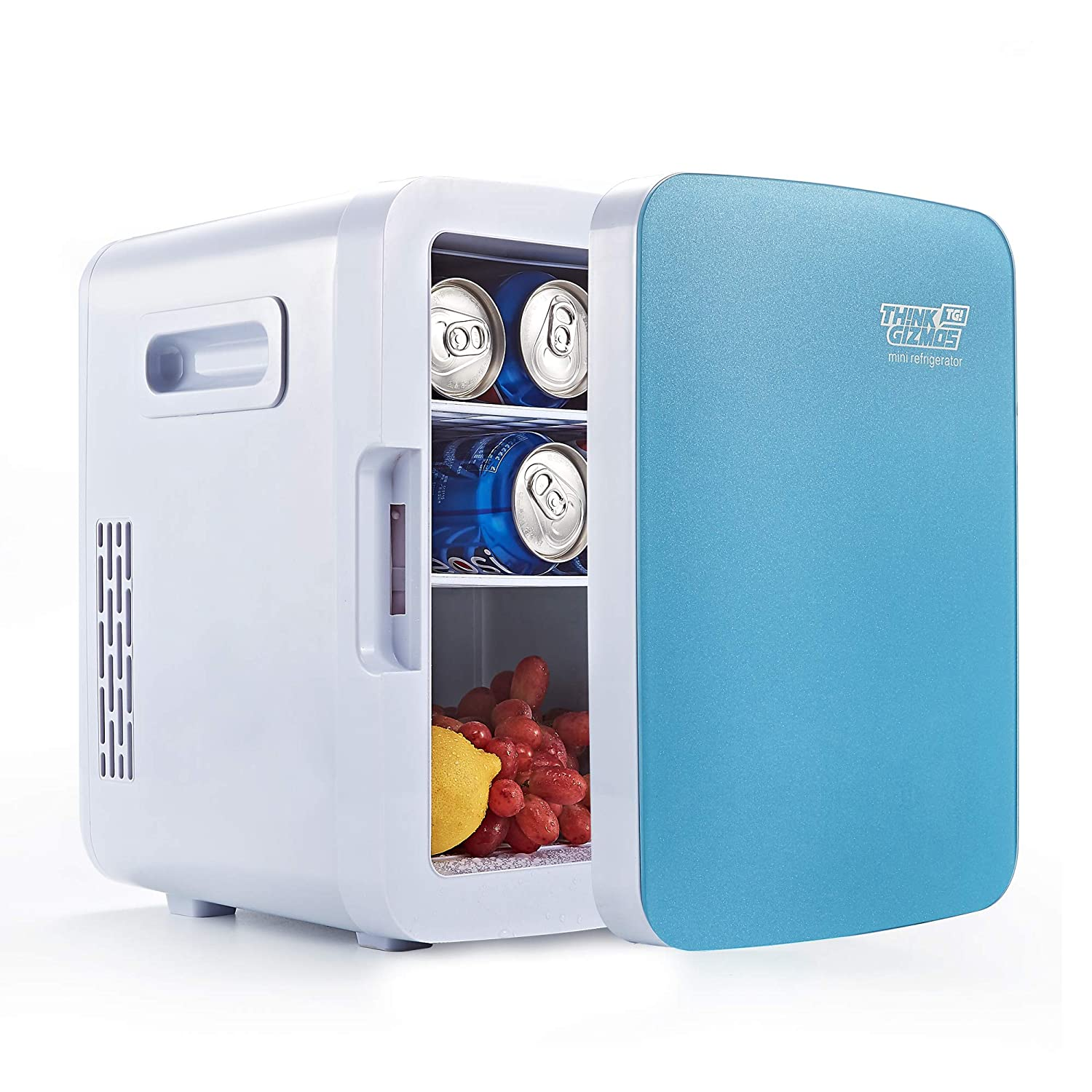 Mini Fridge Electric Cooler & Warmer - AC/DC Portable Thermoelectric System (10L)