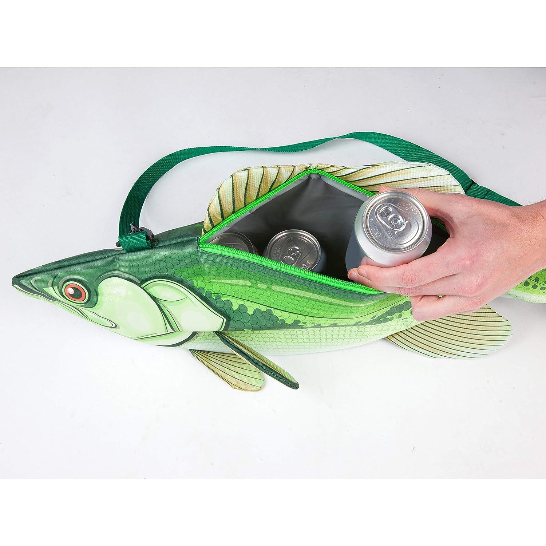 Insulated Drink Holder BigMouth Inc Boom Box Beverage Cooler Bag Novelty Cooler BMCB-0001 Holds 12 Cans