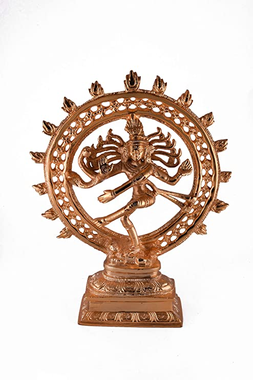 Buy AC ANAND CRAFTS Brass Handmade Decorative Dancing Shiva Natraja Statue Idol For Home Decor Online At Low Prices In India