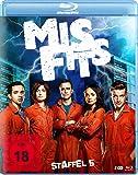 Misfits - Staffel 5 [Blu-ray]