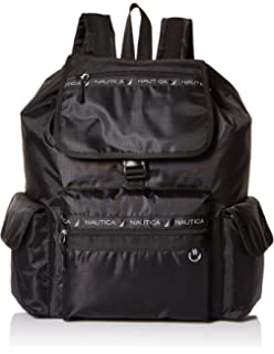 c47208057 Amazon.com: Nautica Women's Cornado Nylon Quilted Backpack: Shoes