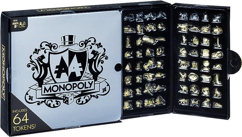 Hasbro Gaming- Monopoly Juego de Mesa Importado de Alemania, Paquete de 64 Tazas (C0729100): Amazon.es: Juguetes y juegos
