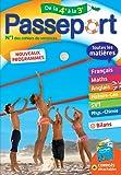 Passeport Toutes les matières - De la 4e vers la 3e - Cahier de vacances