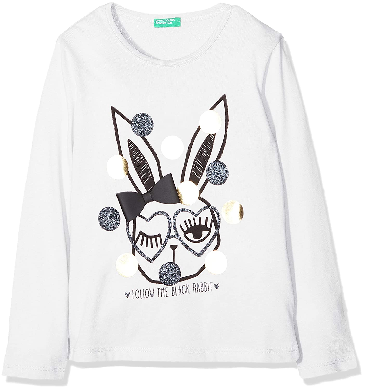 United Colors of Benetton Girls T-Shirt L//S