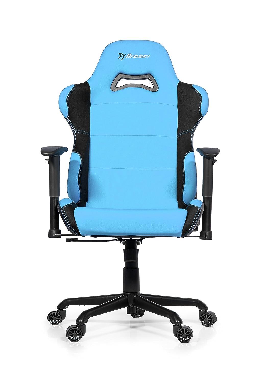 Arozzi Torretta XL - Silla (Asiento Acolchado, Respaldo Acolchado, Azul, Azul, Negro, Tela): Amazon.es: Hogar
