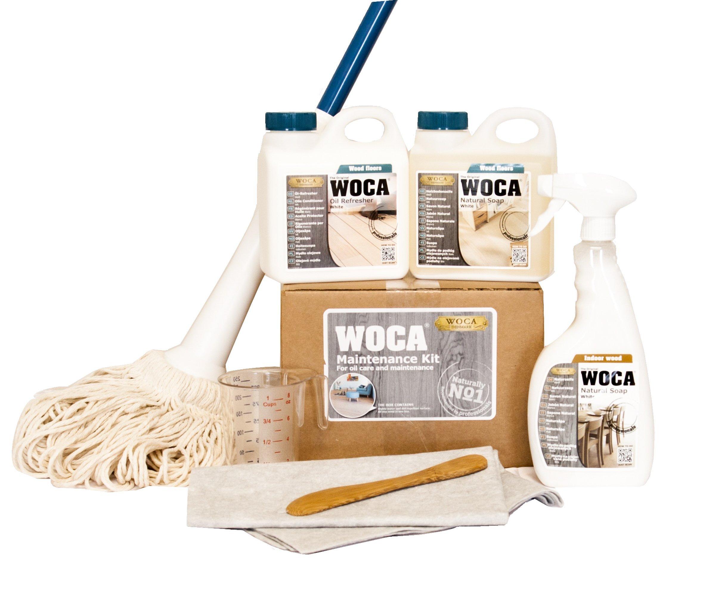 Woca Premiere Kit (White) by WOCA Denmark (Image #1)