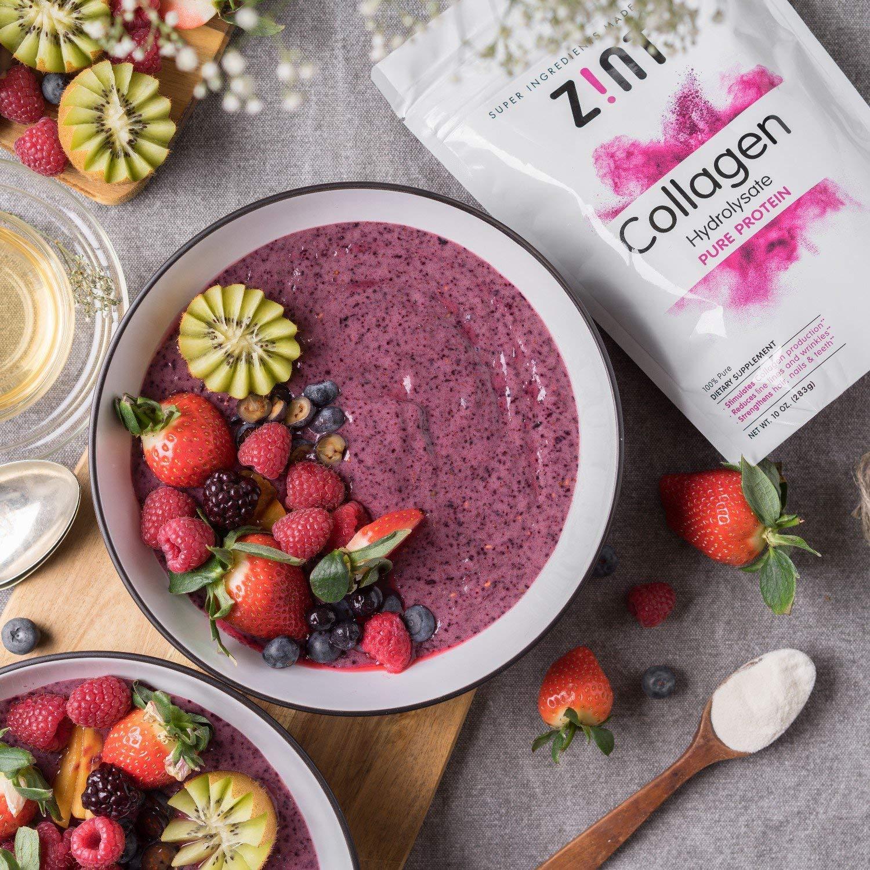 Zint Collagen Hydrolysate, 1 lbs: Amazon.es: Salud y cuidado ...