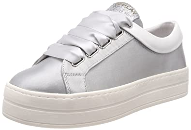 separation shoes 7497c db9d7 Replay Damen Hebbe Sneaker: Amazon.de: Schuhe & Handtaschen