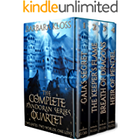 Gaia's Secret: The Complete Pandoran Series Quartet (A Pandoran Novel)
