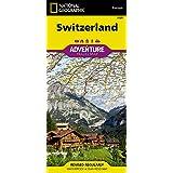 Switzerland (National Geographic Adventure Map, 3320)